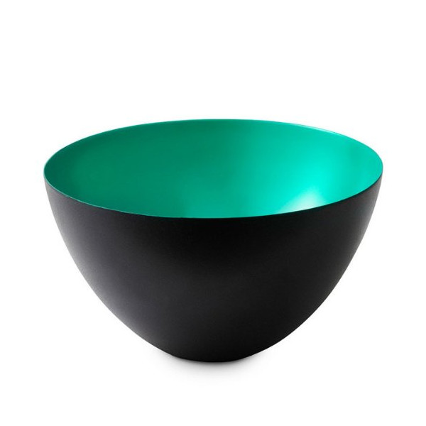 Turquoise Krenit Bowl by Normann Copenhagen