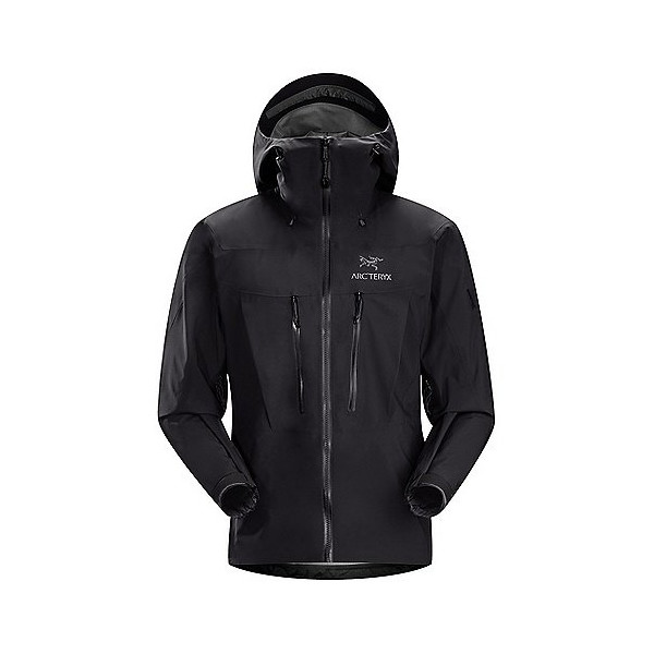 Arc'teryx Alpha SV Jacket - Men's Black Medium