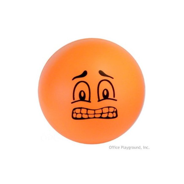 Stressed Out Squeeze Stress Ball