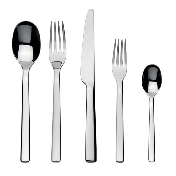 Ovale 5 Piece Flatware Set