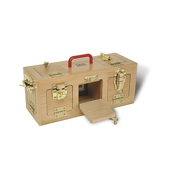 Memory Loss & Alzheimer's Dementia Activity /Large Lock-Station Center - for Memory & Mental Stimulation