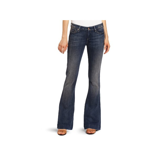 7 For All Mankind Women's Jiselle Jean in Alluring Night