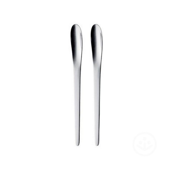 Georg Jensen Georg Jensen Arne Jacobsen Espresso Spoon (2 Pack)