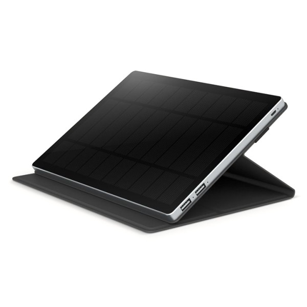 Solartab® 5.5w Solar Charger with 13,000 mAh Power Bank