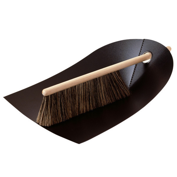 Ole Jensen Dustpan and Broom