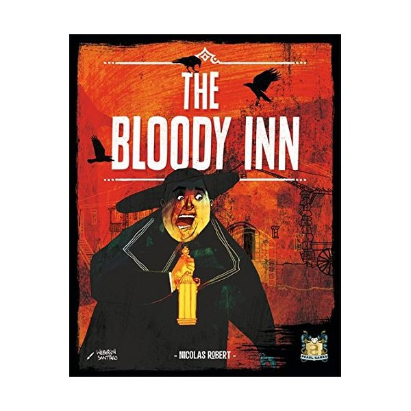 Bloody Inn The Board Game