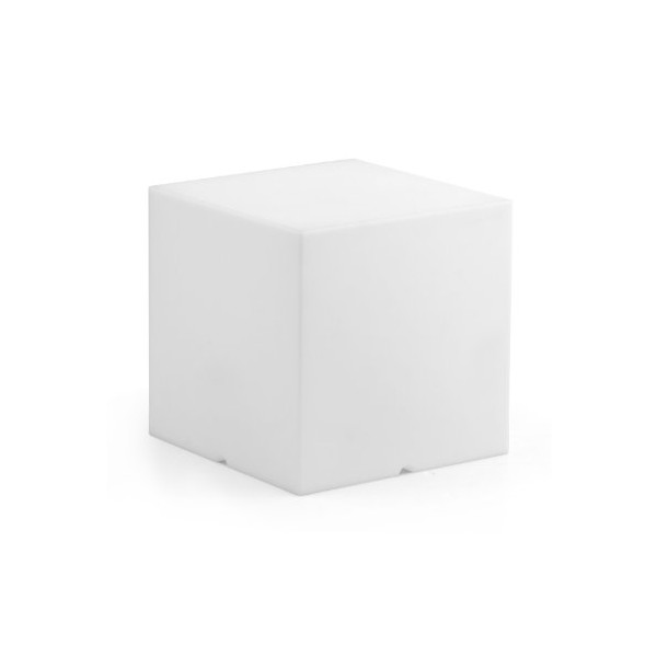 Zuo Cube Lumen Stool Lamp, Medium, Multicolor