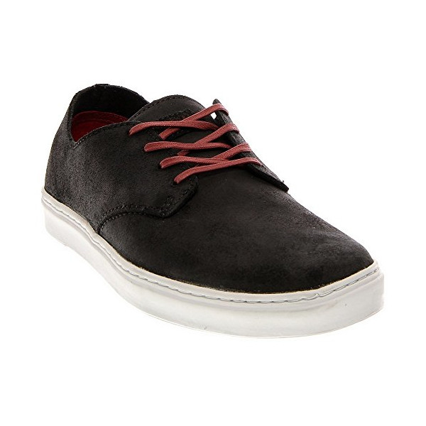 Vans Men's Ludlow Decon (Washed Suede) Black Casual Shoe 9 Men US
