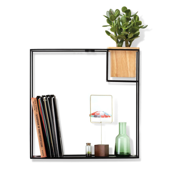 Umbra Cubist Wall Display, Large
