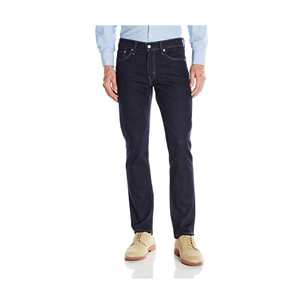 Levi's Men's 511 Slim Fit Jean, Dark Hollow, 28x30