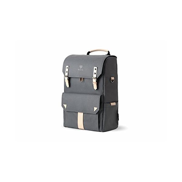 VINTA VINTA | S-Series - (Charcoal) Travel & Camera Bag/Backpack