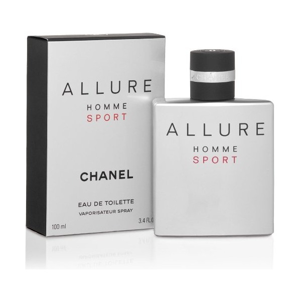 Chanel_Allure Homme Sport Eau De Toilette Spray for Men (3.4 FL OZ / 100 ml)