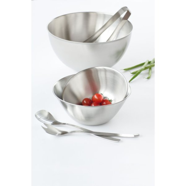 Sori Yanagi stainless bowl 5 pcs