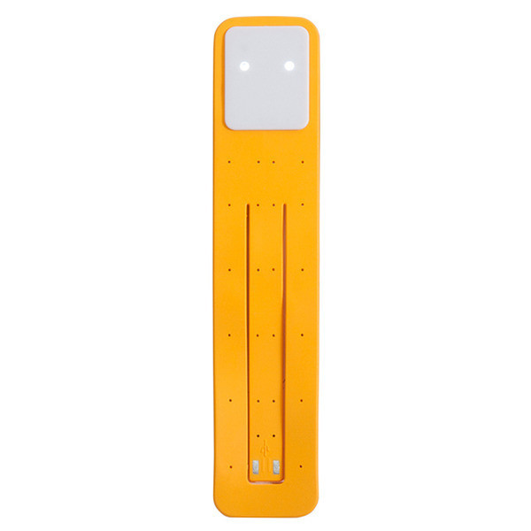 Moleskine Rechargeable Booklight, Cadmium Orange (Reading Collection)