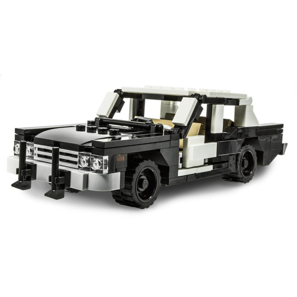 1974 Cop Car, Custom LEGO Element Kit