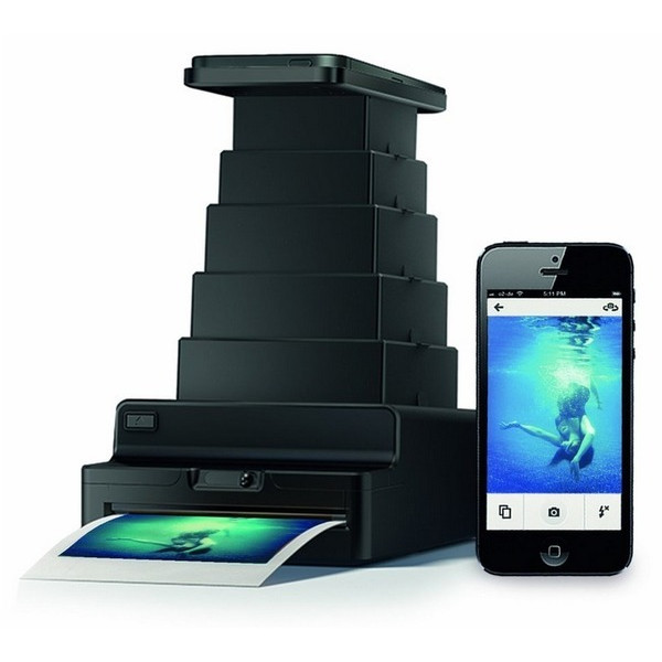 Instant Lab Printer for iPhone and iPod Touch