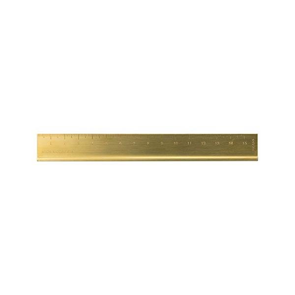 Midori Brass Ruler (42167006)