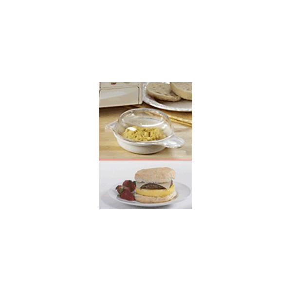 Nordic Ware Microwave Eggs 'n Muffin Breakfast Pan
