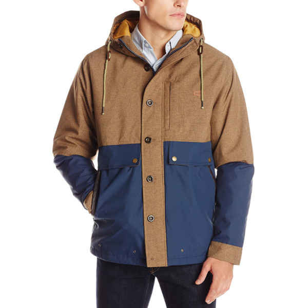 Matix Men's Merral Jacket, Woodland