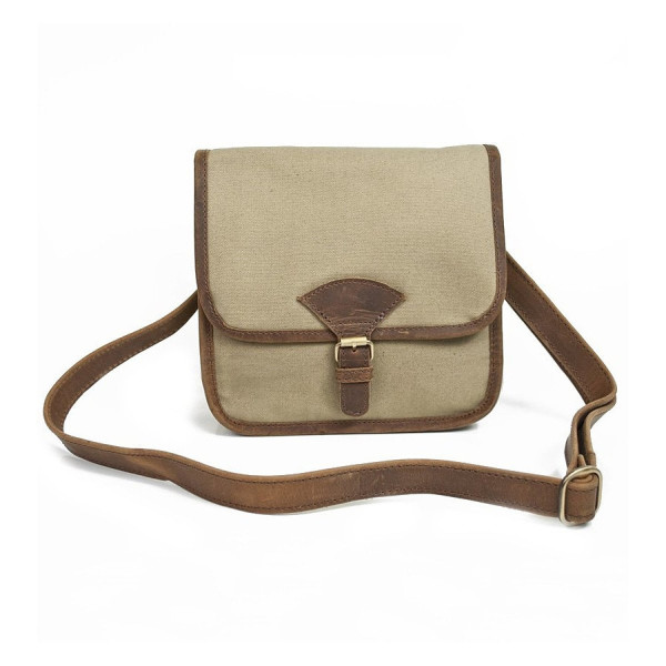United by Blue Hunslet Haversack - Khaki