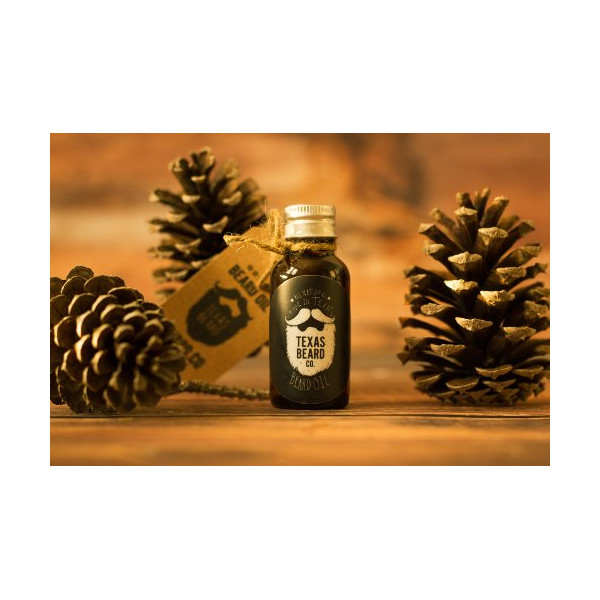Big Thicket Beard Oil - 1oz - Texas Beard Co