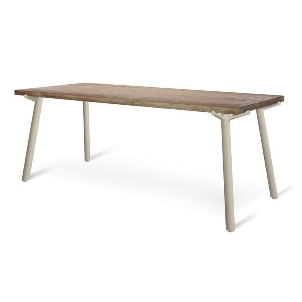 "Blu Dot Branch 91"" Dining Table, Grey"