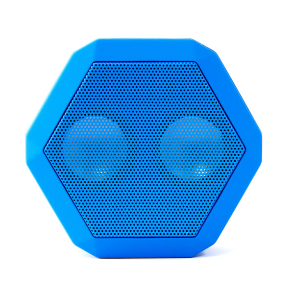 Boombot REX Wireless Ultraportable Weatherproof Bluetooth Speaker