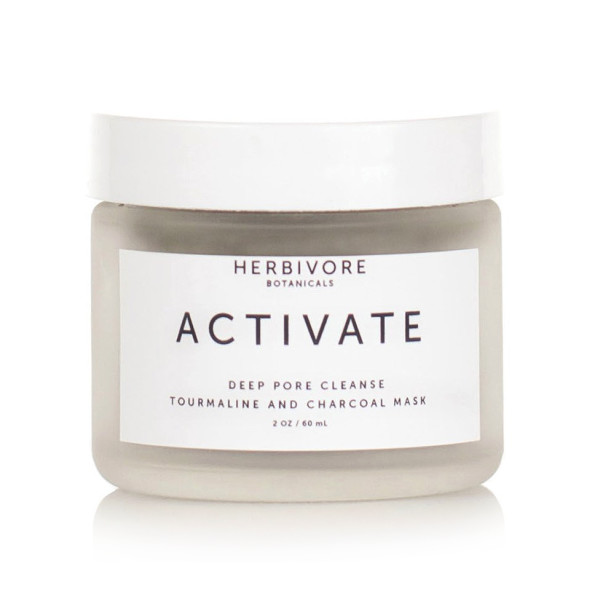 Herbivore Botanicals All Natural Activated Charcoal Facial Mask