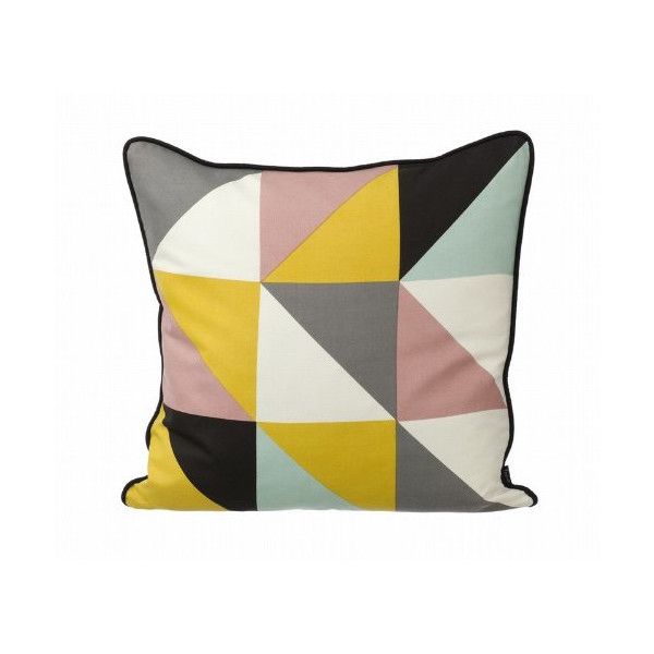 Scan Trends 7113 Remix Cushion - Yellow
