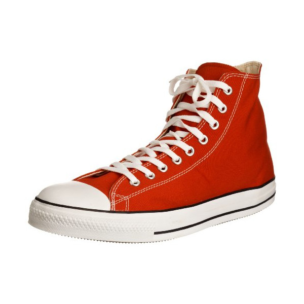 Converse Conver Converse Chuck Taylor All Star Hi Top Red Canvas Style M9621,7 B(M) US Women / 5 D(M) US Men