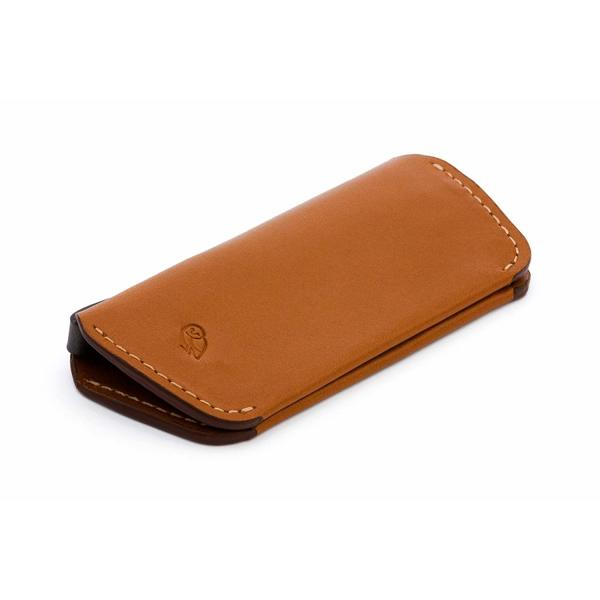 Bellroy Leather Key Cover Plus Caramel