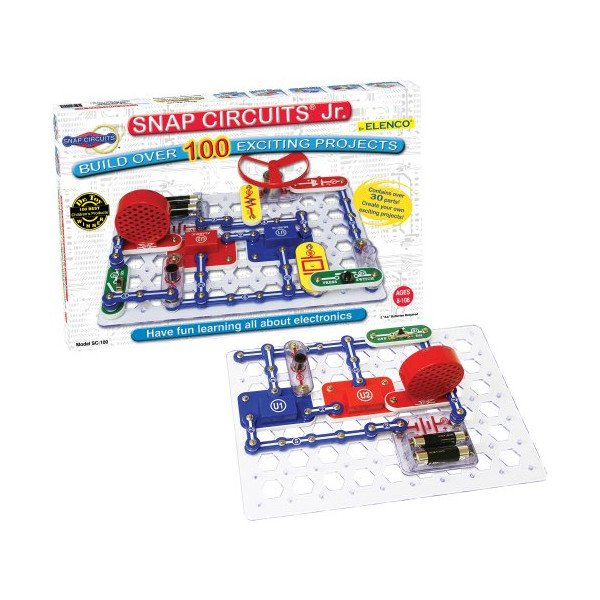 Elenco Electronic Snap Circuits, Jr. Kit