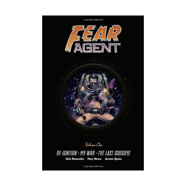 Fear Agent Library Volume 1