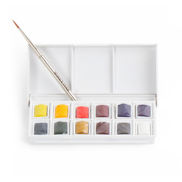 Winsor & Newton Watercolor Pocket Box