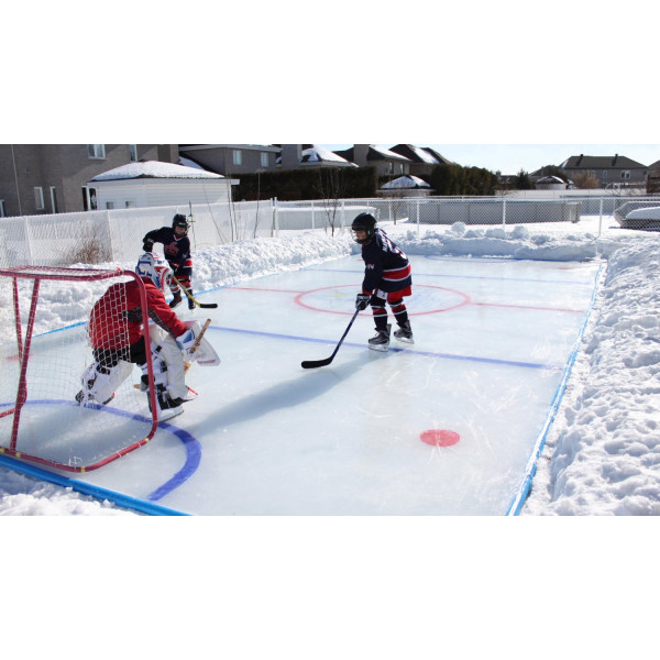 "Arctic 25"" x 35"" Ice Rink Kit"