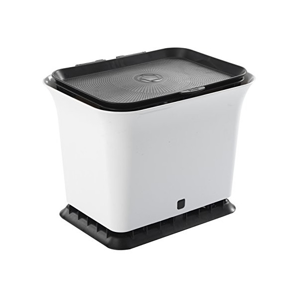 Full Circle Fresh Air Odor-Free Kitchen Compost Collector