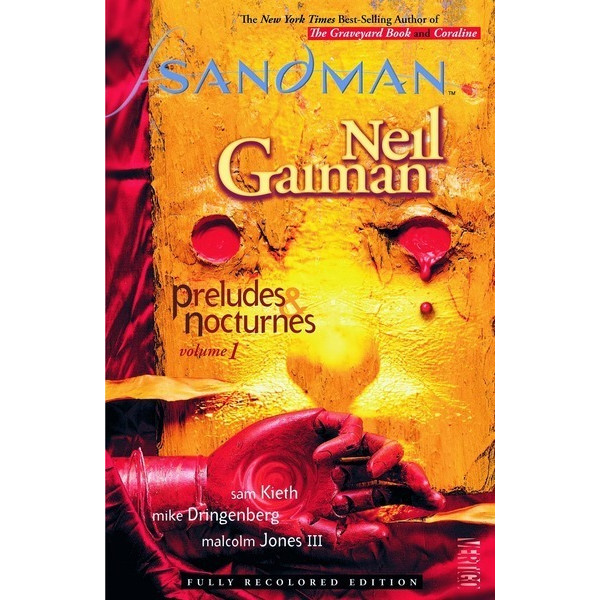 The Sandman Vol. 1: Preludes & Nocturnes (New Edition) [Paperback]