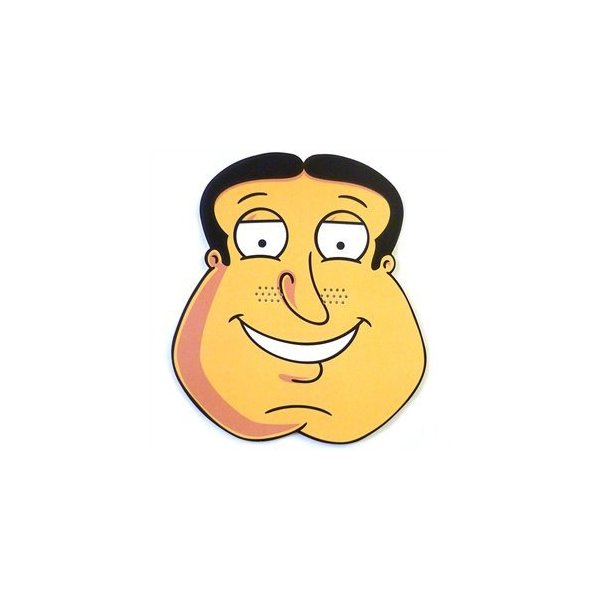 Official Family Guy Mask - Quagmire