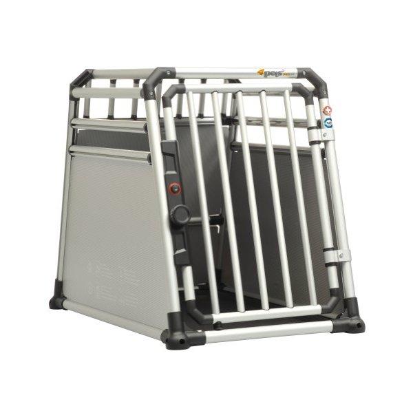 ProLine Crash Tested Dog Crate with Aluminum Frame, Milan Large