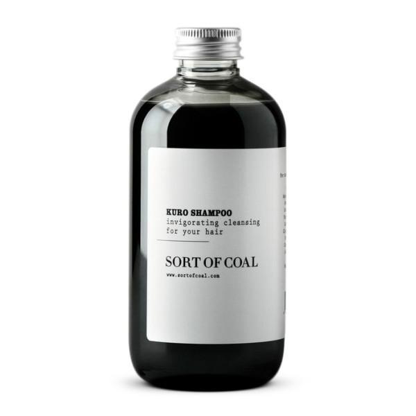 Sort of Coal Kuro Activated Charcoal Shampoo