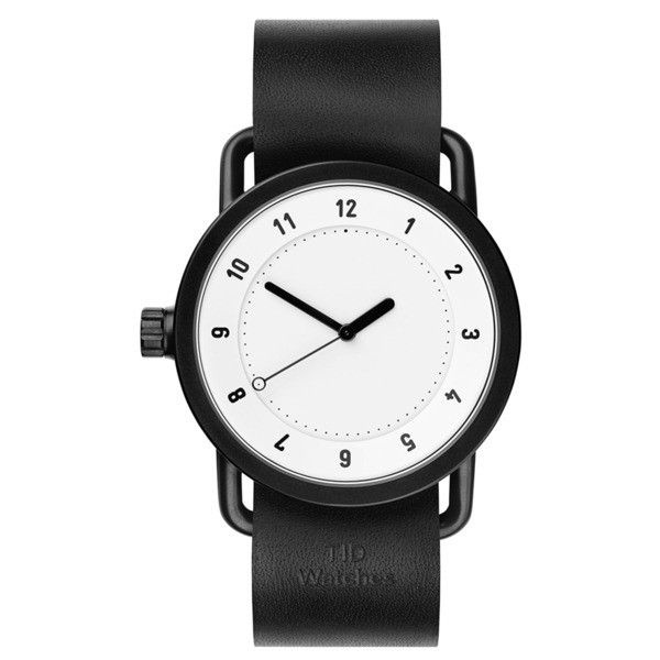 TID no. 1 Watch, Leather Band