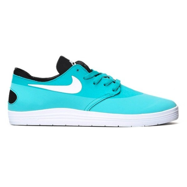 Nike Lunar Oneshot Turbo Green Skate Shoe