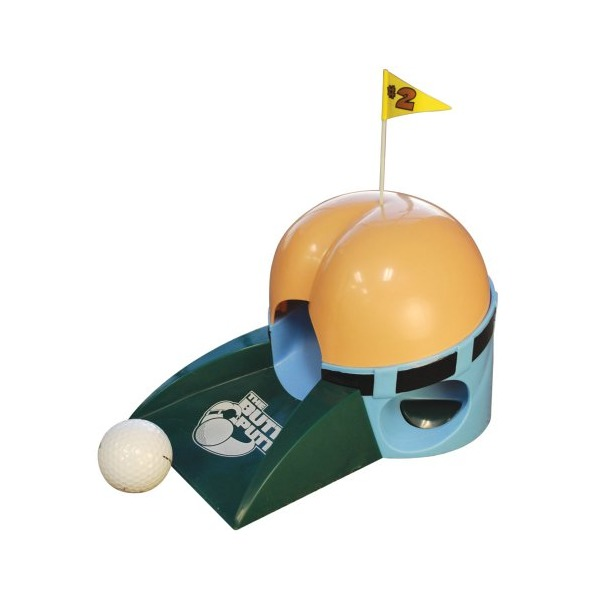 Big Mouth Toys Butt Putt, Farting Golf Putter Game