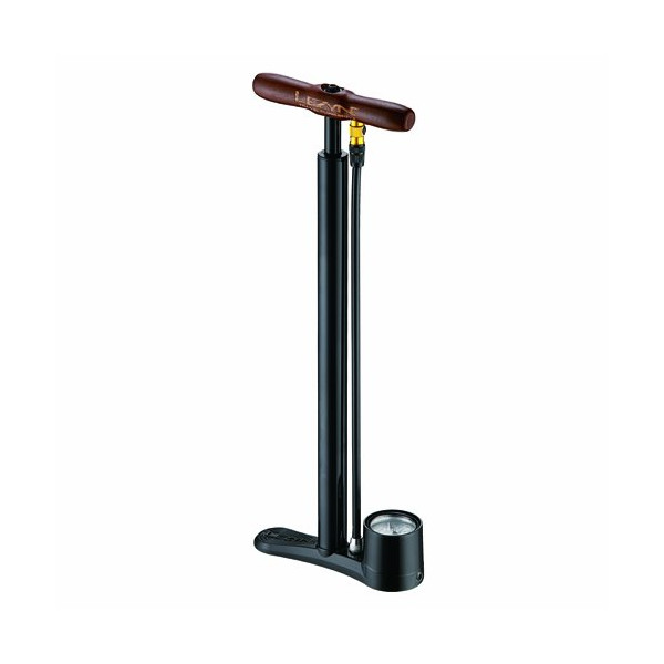 Lezyne Steel Travel Floor Drive Pump (Black)