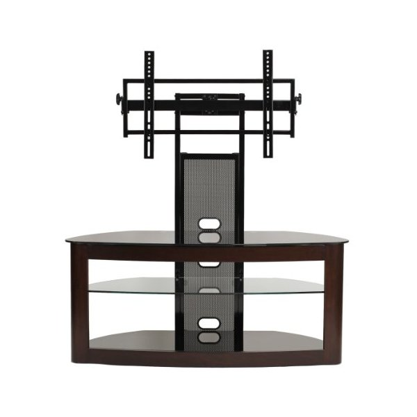 TransDeco TV Stand with Universal Mounting System for 35 to 65-Inch Plasma/LED/LCD TV