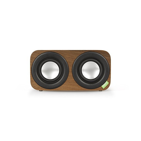 Vers Audio 2Q AptX Bluetooth Sound System, Walnut