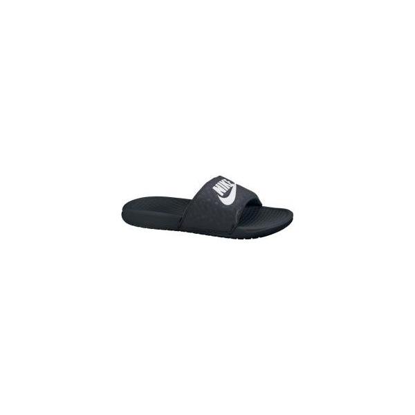 Nike Womens Benassi JDI Sandal Black Size 6