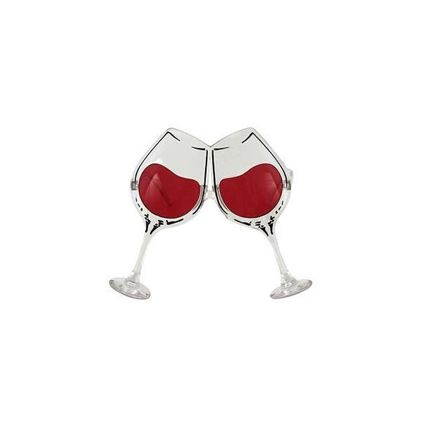 Wine Costume Glasses