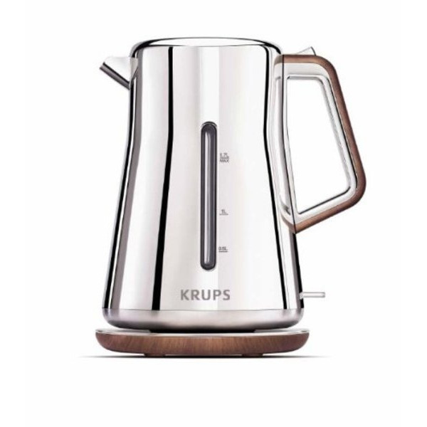 Krups Silver Art Collection 2-Quart Electric Kettle