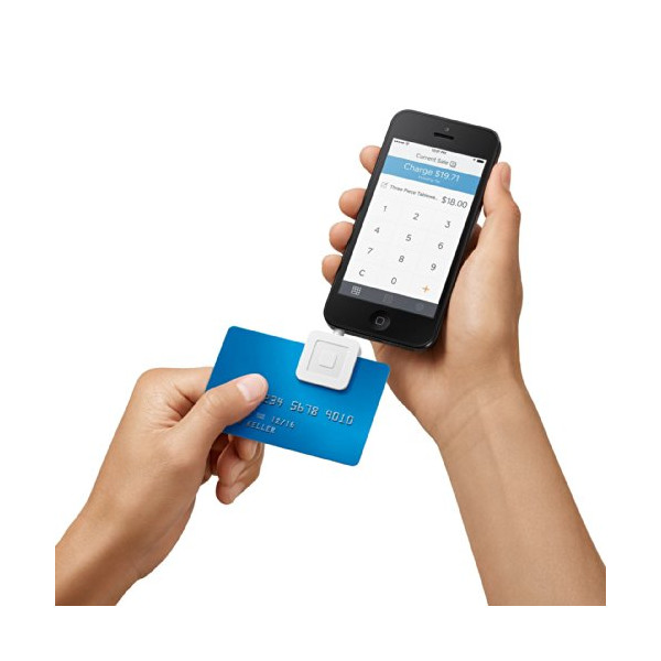 Square Reader for iPhone, iPad and Android with $10 Rebate